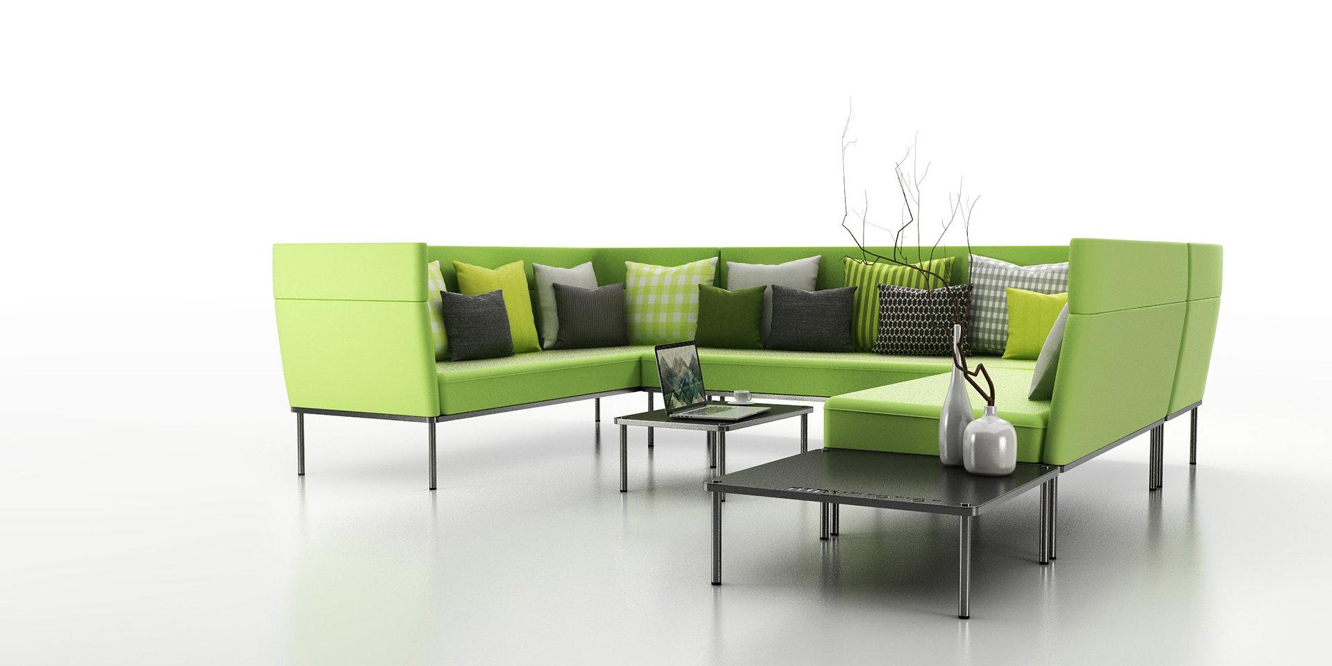 couch mit hoher rückenlehne